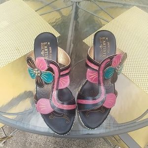 L'Atiste shoes size 8
